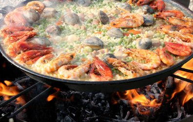 food Spain