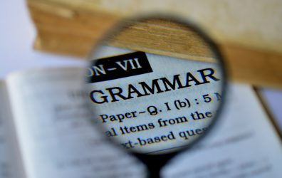 grammar in a Spanish course
