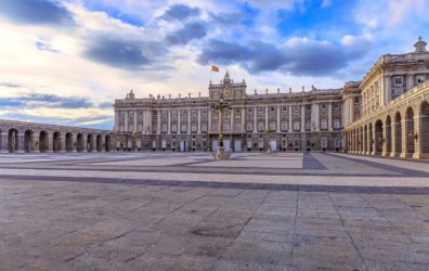 Madrid for foreign students