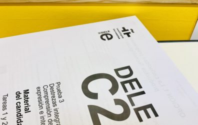 C2 DELE exam